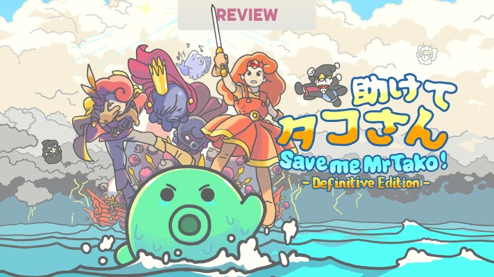 Save Me Mr Tako: Definitive Edition (Switch) Review