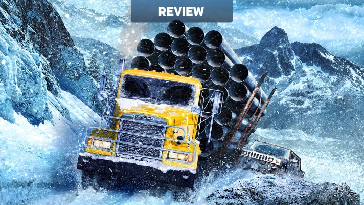 SnowRunner (Switch) Review