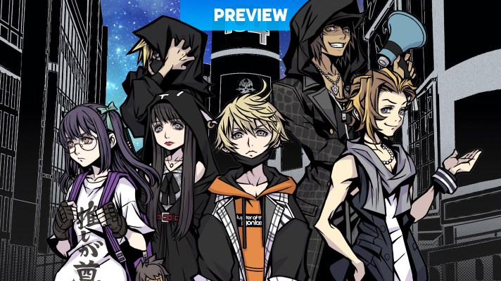 Preview: Hands on with NEO: The World Ends with You