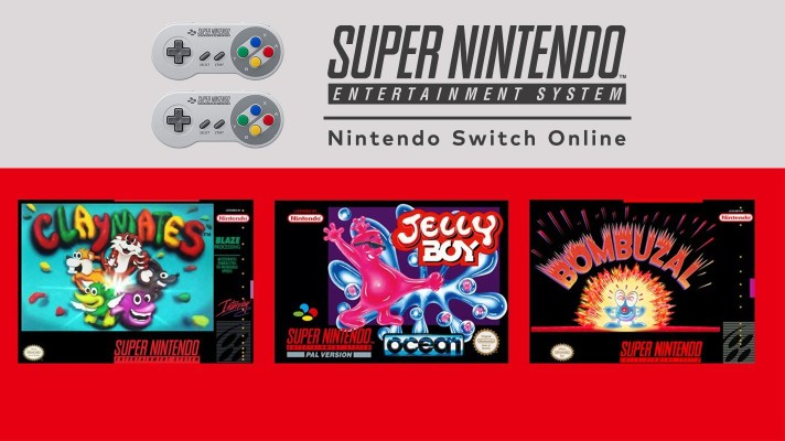 Three more SNES games headed to NSO service next week
