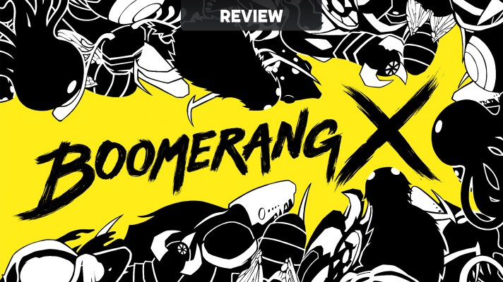 Boomerang X (Switch) Review