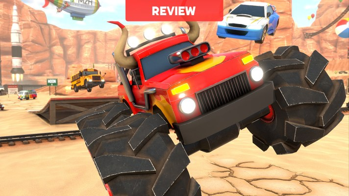 Crash Drive 3 (Switch) Review