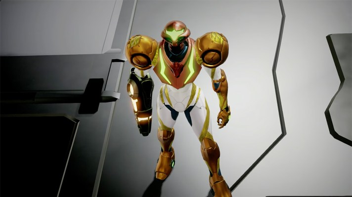 New Metroid Dread teaser accidentally released early