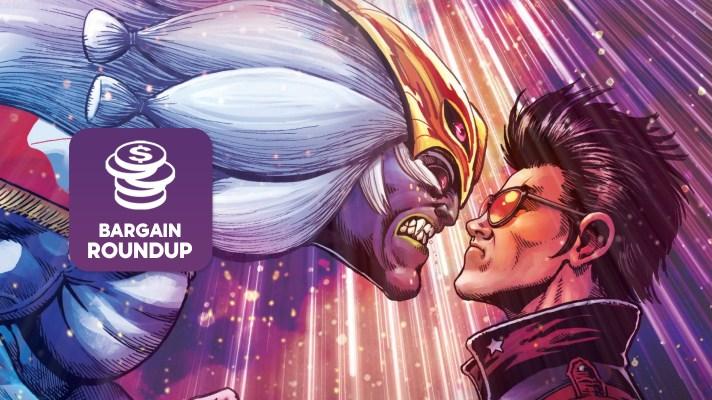 Aussie Bargain Roundup: No More Heroes III