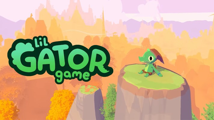 Lil Gator Game coming to Switch in 2022