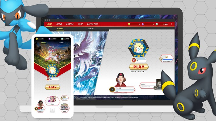 The Pokémon TCG online app is getting completely replaced, now mobile friendly