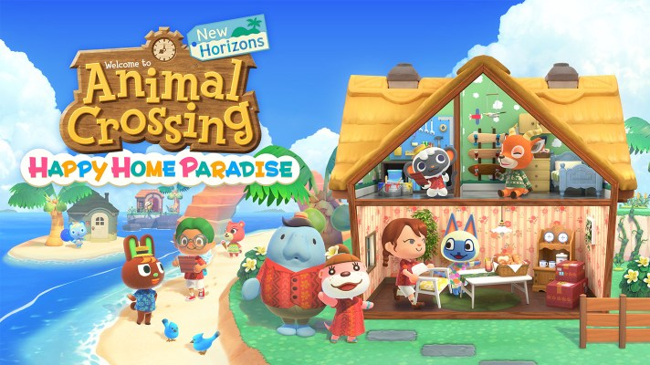 Animal Crossing New Horizons getting huge paid DLC called Happy Home Paradise