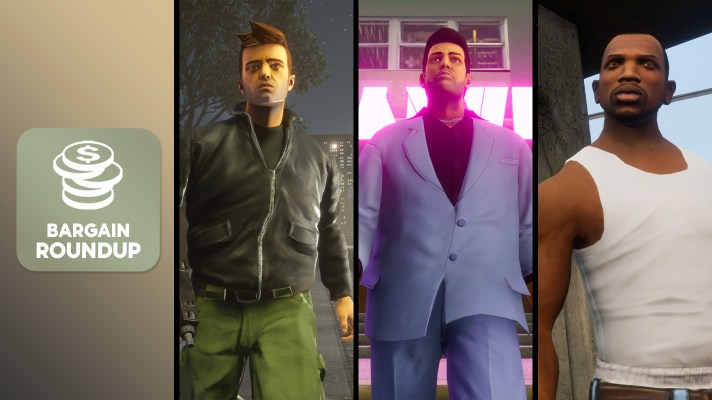 Aussie Bargain Roundup: Grand Theft Auto: The Trilogy – The Definitive Edition