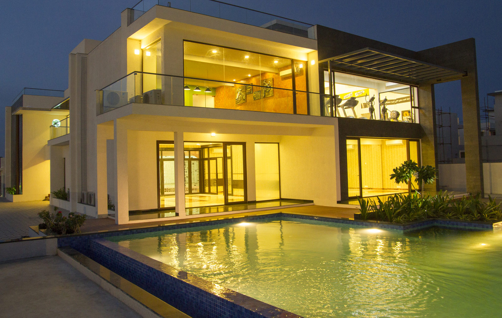 Telephone Jack Wiring Individual Villas In Chennai Luxury Villas For Sale Voora