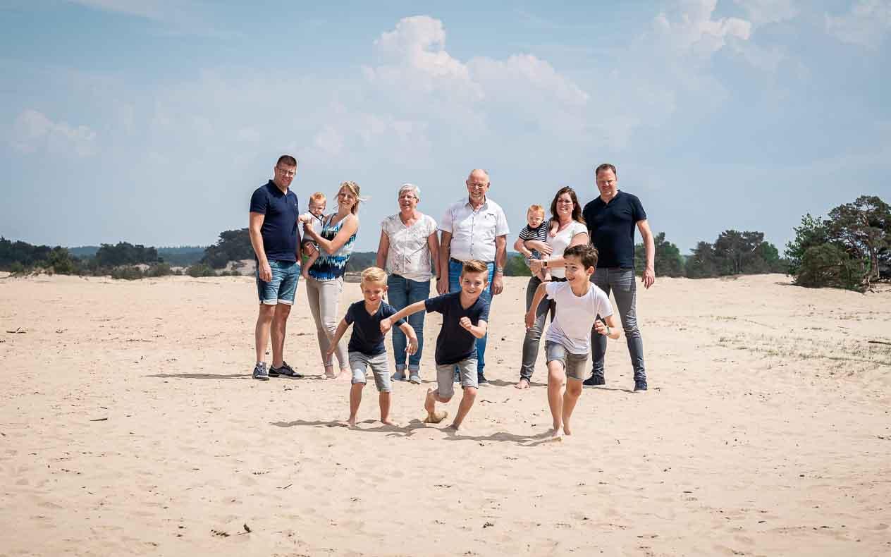 familie fotograaf kootwijkerzand