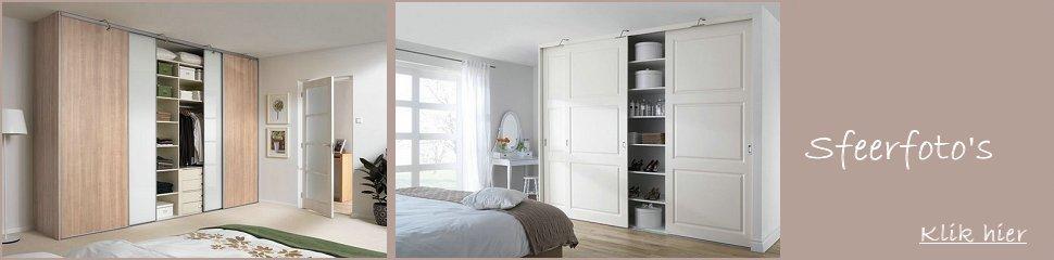 inbouwkasten slaapkamer maken elke kast op maat slaapkamerkasten, Deco ideeën