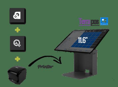 tablet kassasysteem, tablet kassa