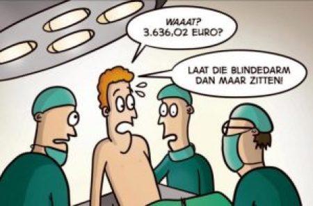 Eigen risico zorgverzekering