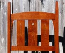 Voorhees Craftsman Mission Oak Furniture - Gustav Stickley