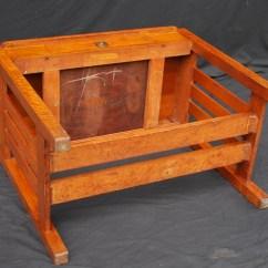 Stickley Sterling Sofa Table Frame Blueprints Voorhees Craftsman Mission Oak Furniture