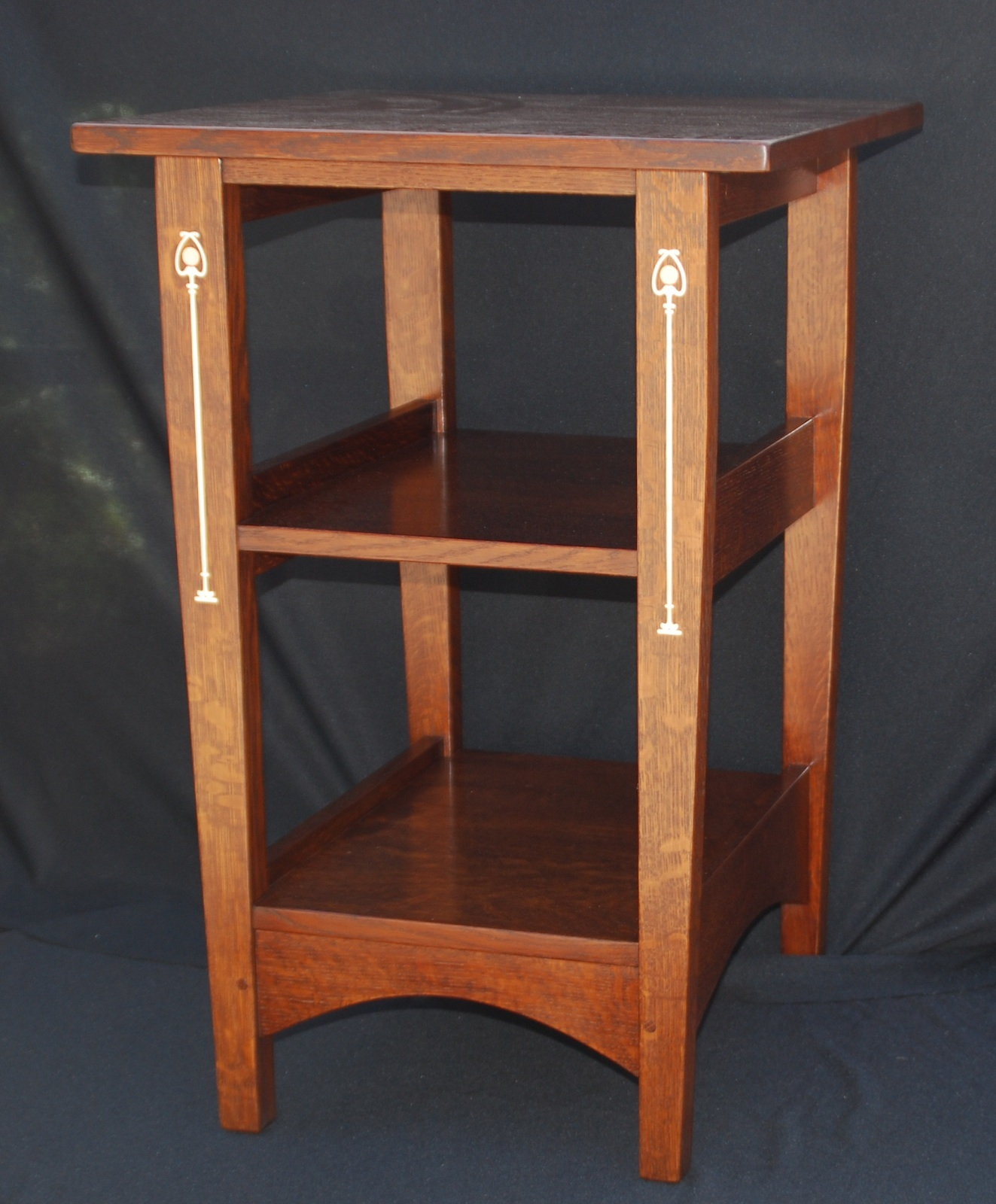 stickley sterling sofa table leather company frisco voorhees craftsman mission oak furniture gustav