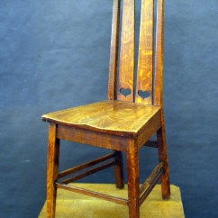 Desk Chair Legs Office Carpet Protector Voorhees Craftsman Mission Oak Furniture Stickley