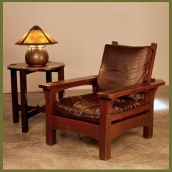 Craftsman Style Chairs Beach Chair Frame Gustav Stickley Furniture Arts Crafts Mission Oak And Reproductions