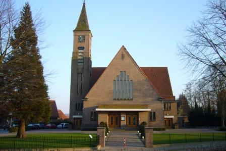 gereformeerde kerk voorthuizen