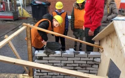 TOPklas op de bouwplaats