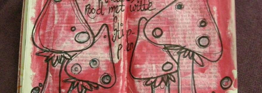 dagboek-paddestoel