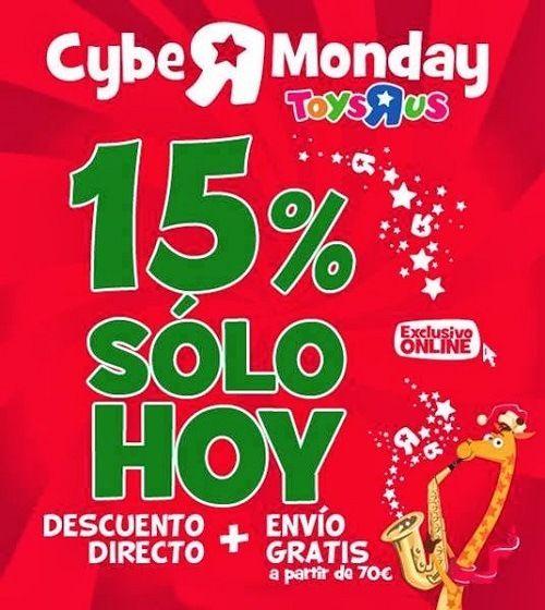 Cybermonday toysrus