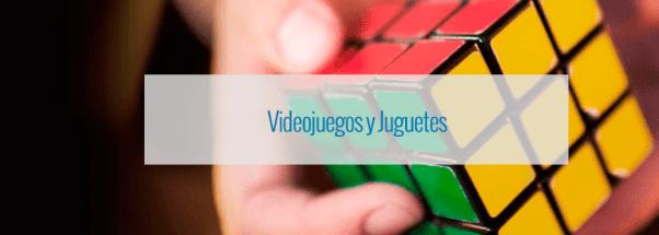 Cupones de descuento para Videojuegos y juguetes