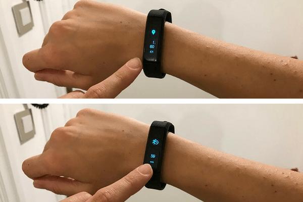 Smart band pulsera