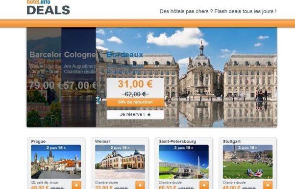 Bons plans Hotel.info