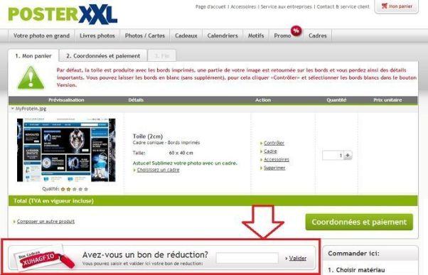 Réduction PosterXXL