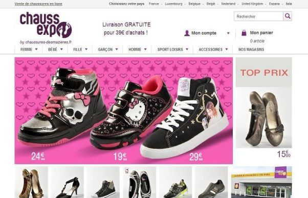 Chaussures-desmazieres