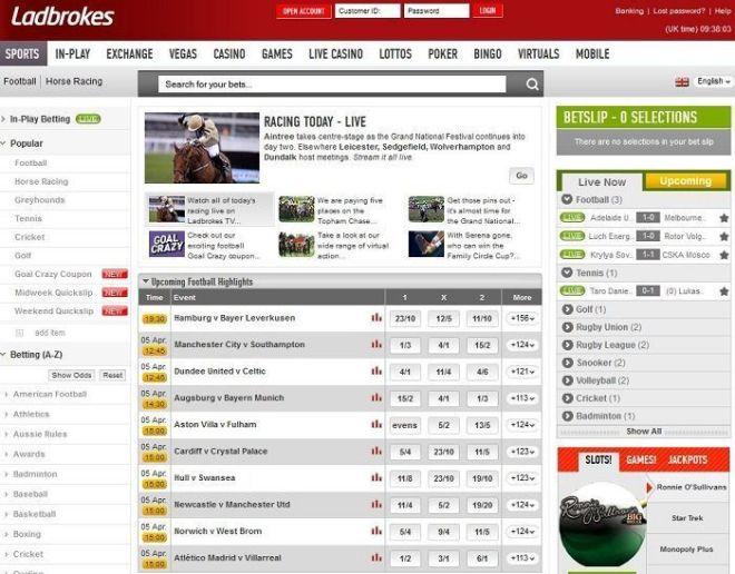 Ladbrokers.com