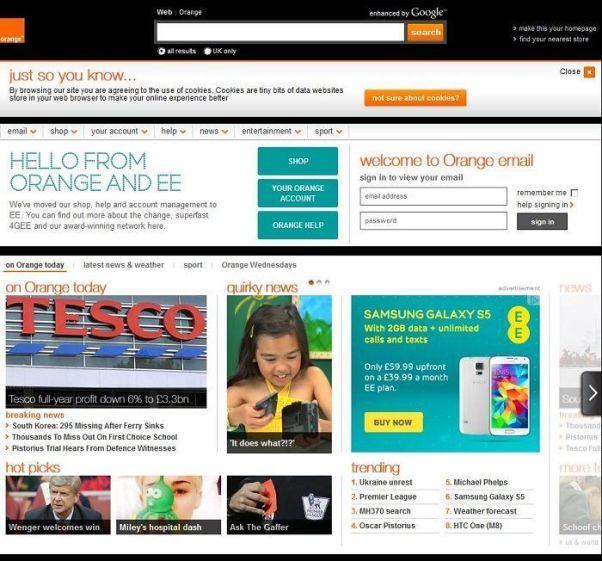 orange.co.uk