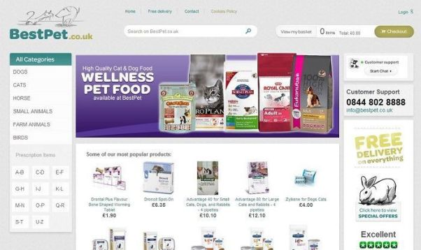 bestpet.co.uk