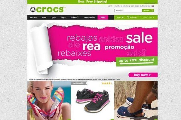 crocs.co.uk