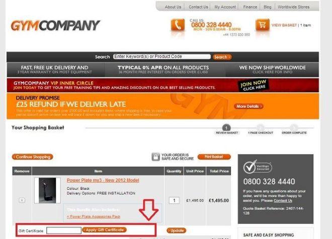 gymcompany.co.uk
