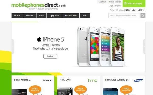 mobilephonesdirect.co.uk