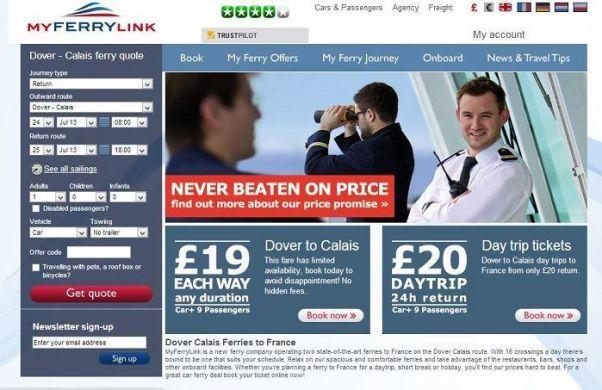 myferrylink.com