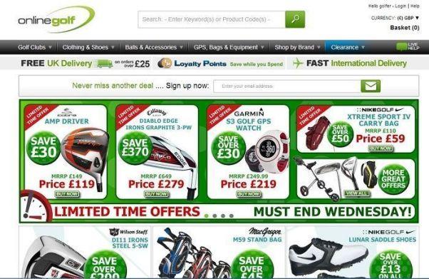onlinegolf.co.uk