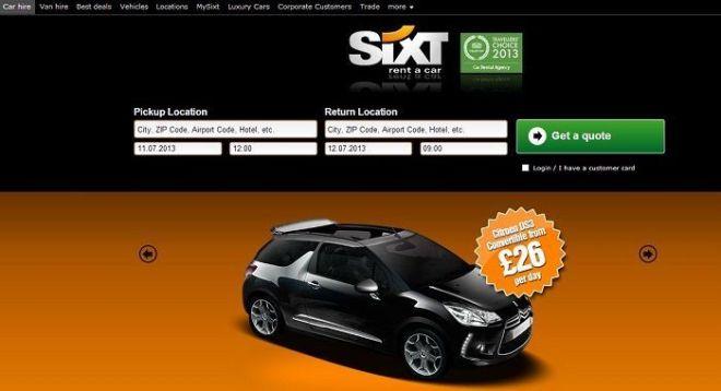 sixt.co.uk