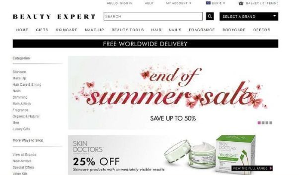 BeautyExpert discount