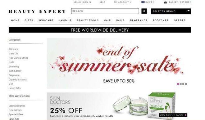 BeautyExpert discount