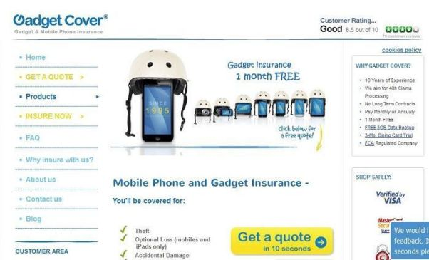 Gadget cover Discount