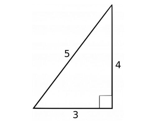 3 4 5 triangle
