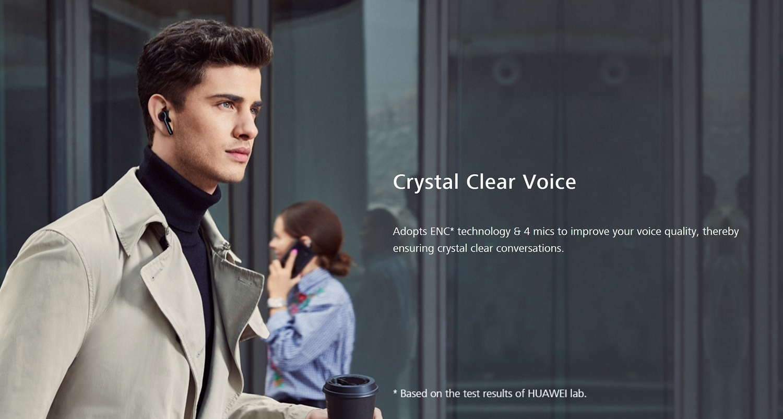 Huawei CMH1 FreeBuds Wireless Headphones