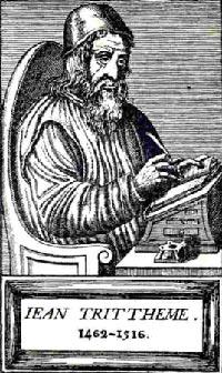 Johannes Trithemius (Esteganografía- Códice desvelado)