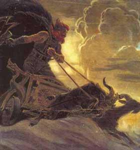 Thor, Odin, MITOS Y LEYENDAS NÓRDICAS - La Mitología Nórdica