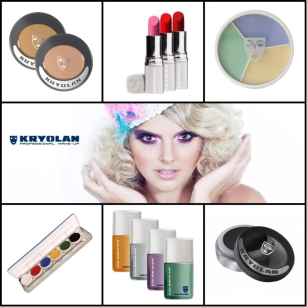 collage kryolan