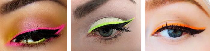Sombras-de-ojos-neon-con-eyeliner