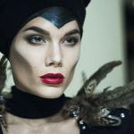 Maquillaje de Maléfica Halloween – Tutorial